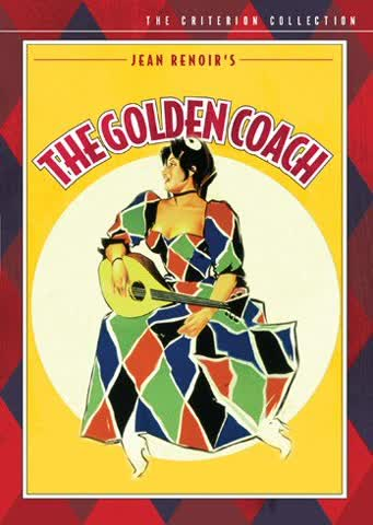 Jean Renoir's The Golden Coach (The Criterion Collection)