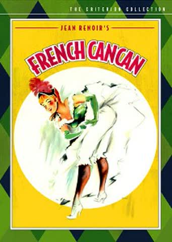 Jean Renoir's French Cancan (1954)(Criterion Collection)