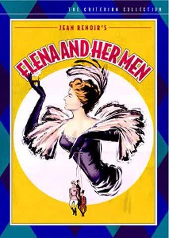 Jean Renoir's Elena And Her Men (Criterion Vollection)