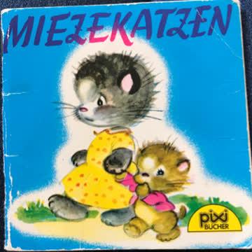 Pixi: Miezekatzen
