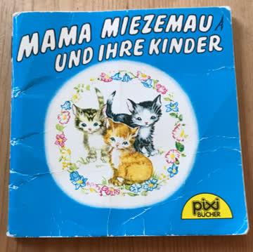 Pixi: Mama Miezemau und ihre Kinder