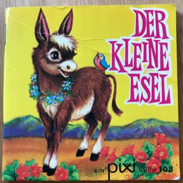 Pixi: Der kleine Esel