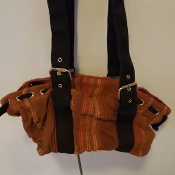 Stoffhandtasche