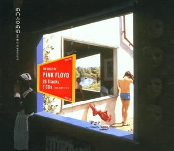 Pink Floyd - Echoes - The Best Of Pink Floyd
