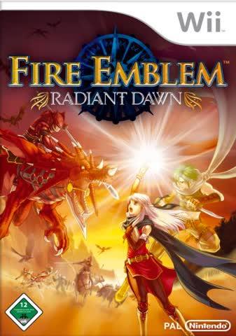 Fire Emblem - Radiant Dawn