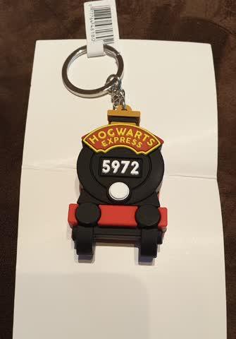Hogwarts Express Schlüsselanhänger