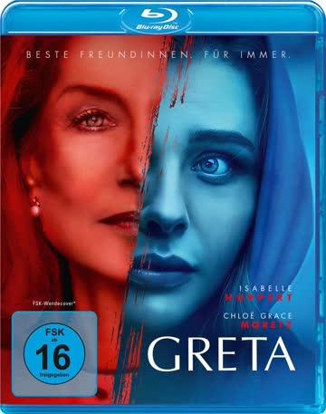 Greta. Blu-Ray: Deutsch