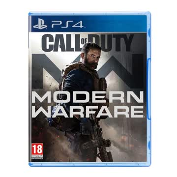 Call of Duty Modern Warefare Promo