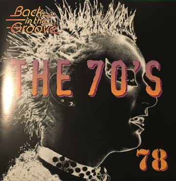 Back in the Groove. The 70's, 1978, 2 CD's
