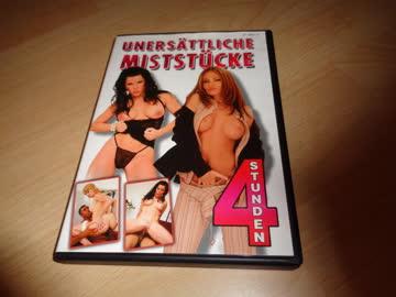 Unersättliche Miststücke DVD Erotik