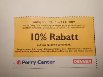 Bon Denner, Perry Center, Oftringen