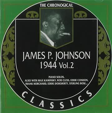 James P. Johnson - Classics V.2 1944