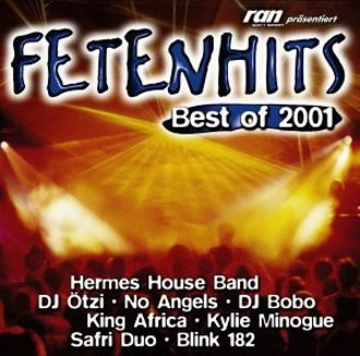 Various - Fetenhits - Best of 2001