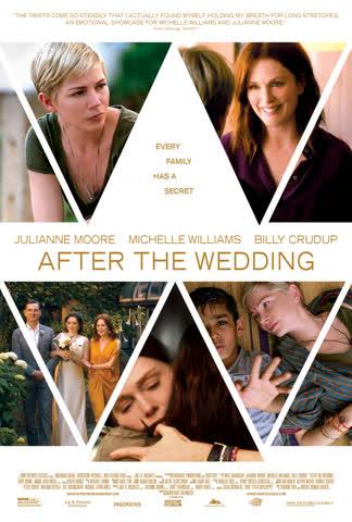 """2 Freikarten für den Film """"After the Wedding"""""""