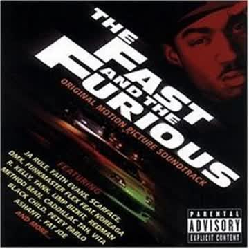 Film Soundttrack - The Fast And The Furious