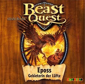 Beast Quest - Eposs, Gebieterin der Lüfte: Band 6