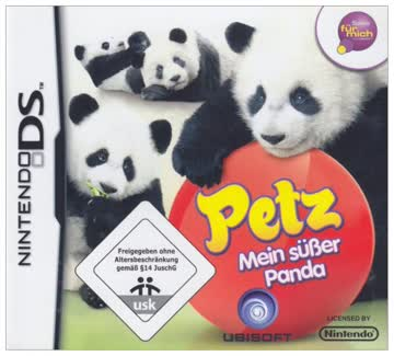 Petz - Mein süßer Panda [German Version]