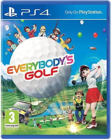 Everybody's Golf 7 [AT-PEGI] [German Version]