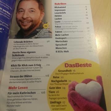 Readers Digest Februar 2014