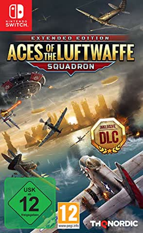 Aces of the Luftwaffe: Squadron (Extended Edition)
