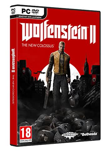 Wolfenstein II: The New Colossus - AT-Pegi Edition - [PC]