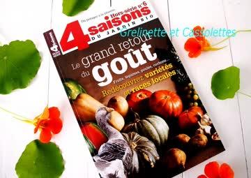 4 saisons du Jardin Bio Nr. 06