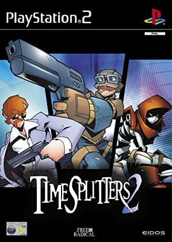 Timesplitters 2 [FR Import]