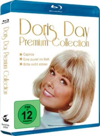 Doris Day Premium Collection - (3 Blu-rays)