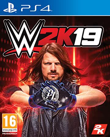 WWE 2K19 - Standard Edition [PlayStation 4 ]