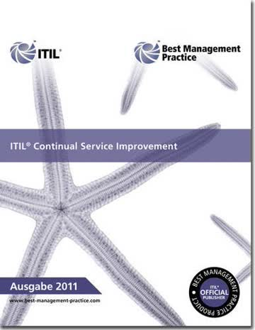 ITIL continual service improvement: [German translation]