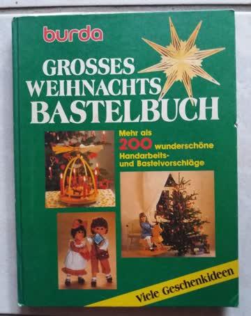 Grosses Weihnachtsbastelbuch
