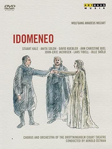 Idomeneo [DVD] [2006]