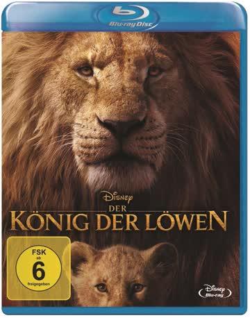 Der König der Löwen - Neuverfilmung 2019 [Blu-ray]