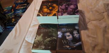 Bücherpaket von Suzanne Brockmann