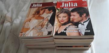 Liebesromane Julia Paket Nr.1