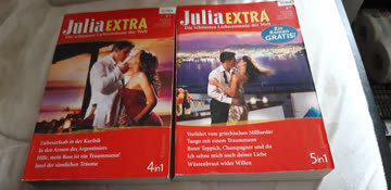 Liebesromane Julia Paket Nr.3
