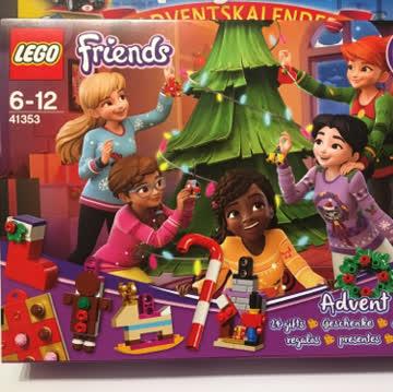 Adventskalender Lego Frinds Neu