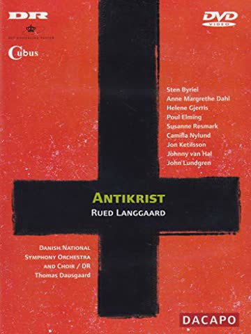 Antikrist - Rued Langgaard [DVD] [2005]