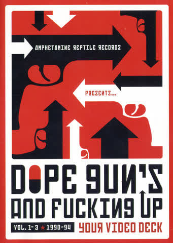 Dope, Guns and fucking up your video deck Vol. 1 - 3