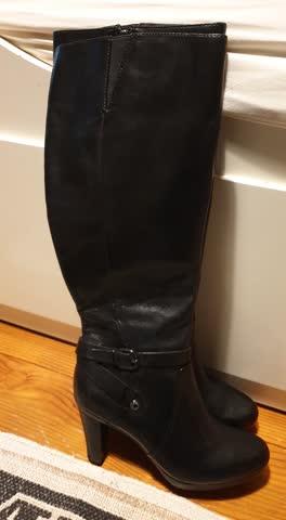 Neue Geox Leder Stiefel Neu und ungetragen 0
