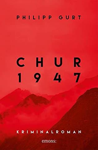 Chur 1947 (rot): Kriminalroman