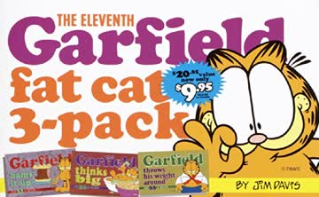 The Eleventh Garfield Fat Cat 3-Pack: Contains: Garfield Strip Numbers 31, 32, and 33
