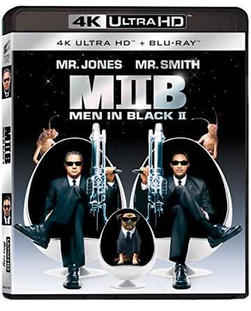 Men In Black 2 (4k Ultra HD + Blu-ray) Italian Import
