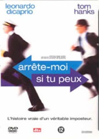 DVD Film - Arrête-Moi si tu peux (GB, FR, DE)