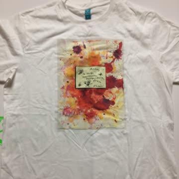 XL T-Shirt mit Digitaldruck