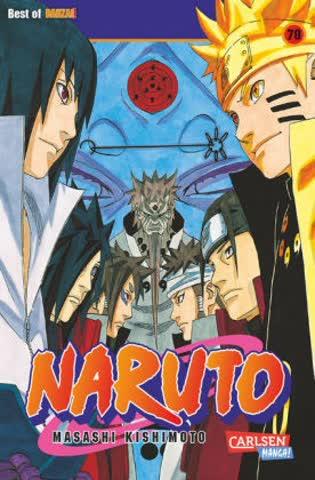 Naruto. Bd.70