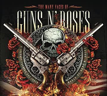 Various - Many Faces of Guns N'roses
