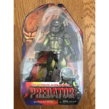 Predator Figur