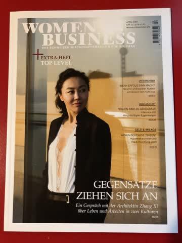 Women in Business - Wirtschaftsmagazin für Frauen - April 19