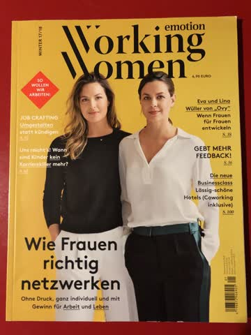 Working Women von emotion Winter 17/18